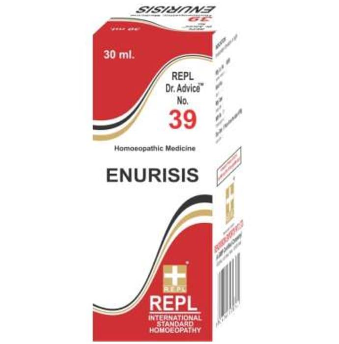 REPL Dr. Advice No.39 Enurisis Drop