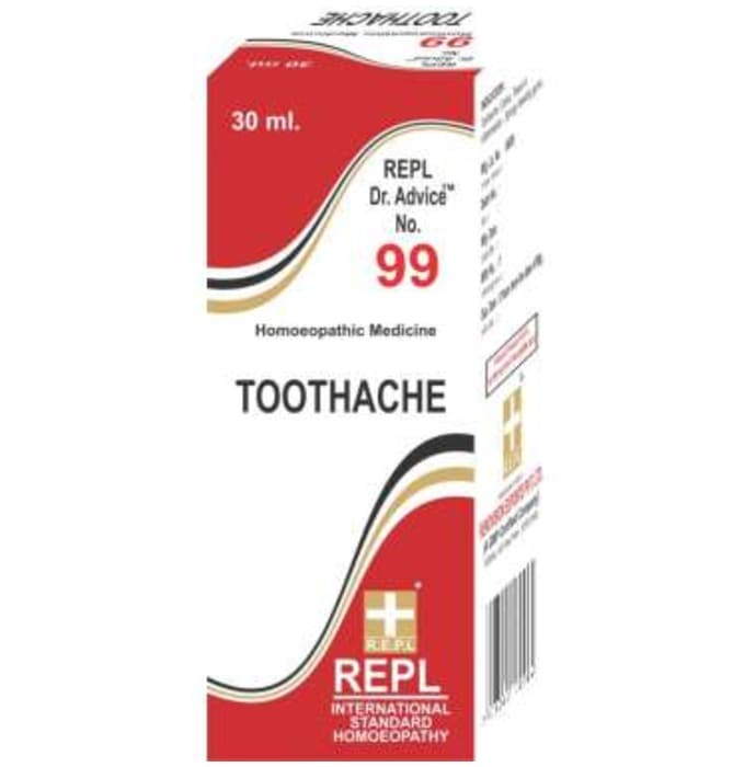 REPL Dr. Advice No.99 Toothache Drop