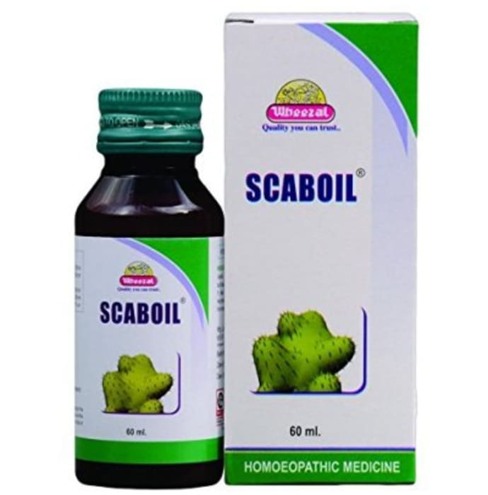 Wheezal Scaboil Oil
