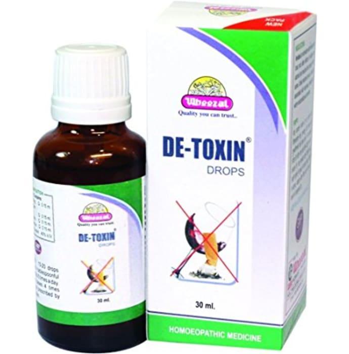 Wheezal De-Toxin Drop