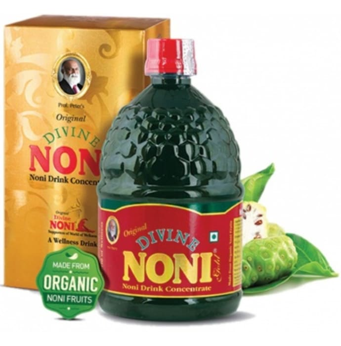 Prof Peter's Divine Noni Gold Drink Concentrate