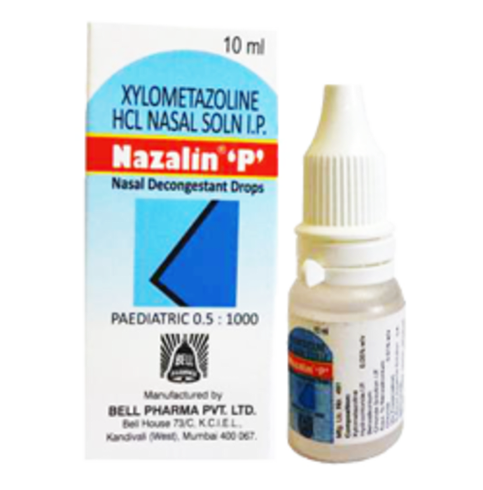 Nazalin P Nasal Drops