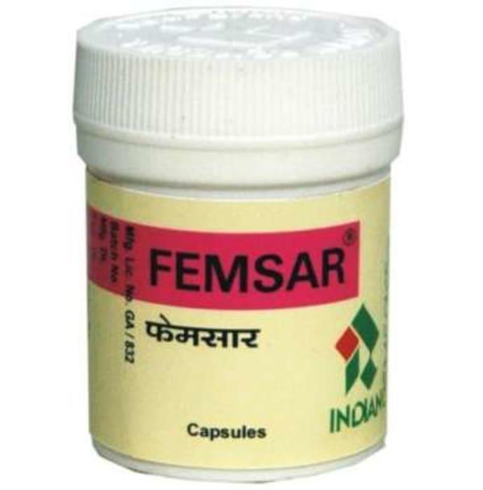 Indian Remedies Femsar Capsule