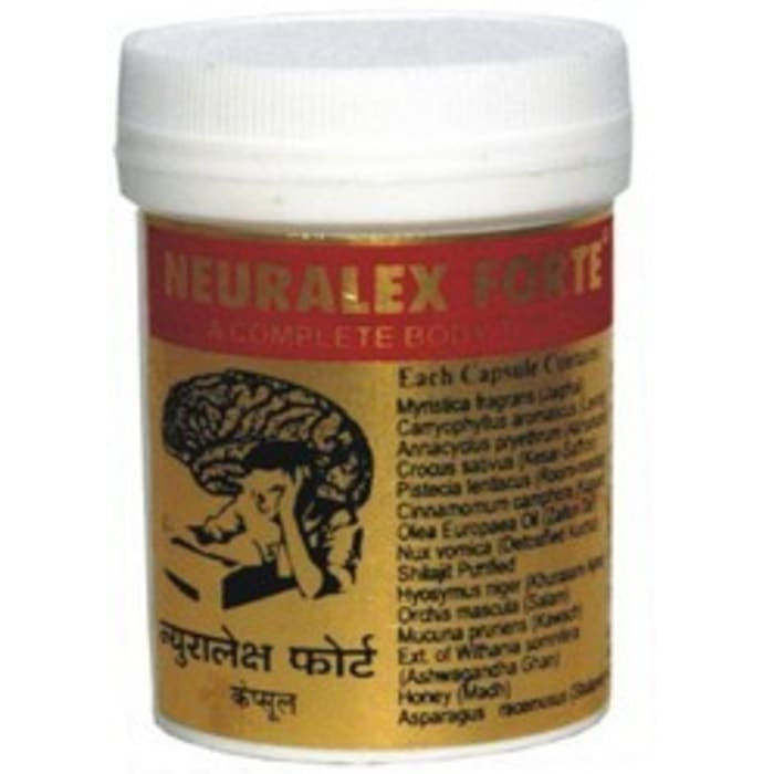 Indian Remedies Neuralex Forte Capsule