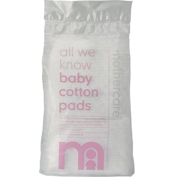 Mothercare Baby Cotton Pads