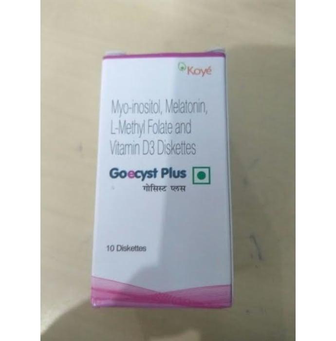 Goecyst Plus Diskette