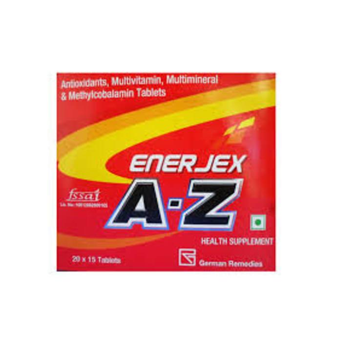Enerjex A-Z Tablet