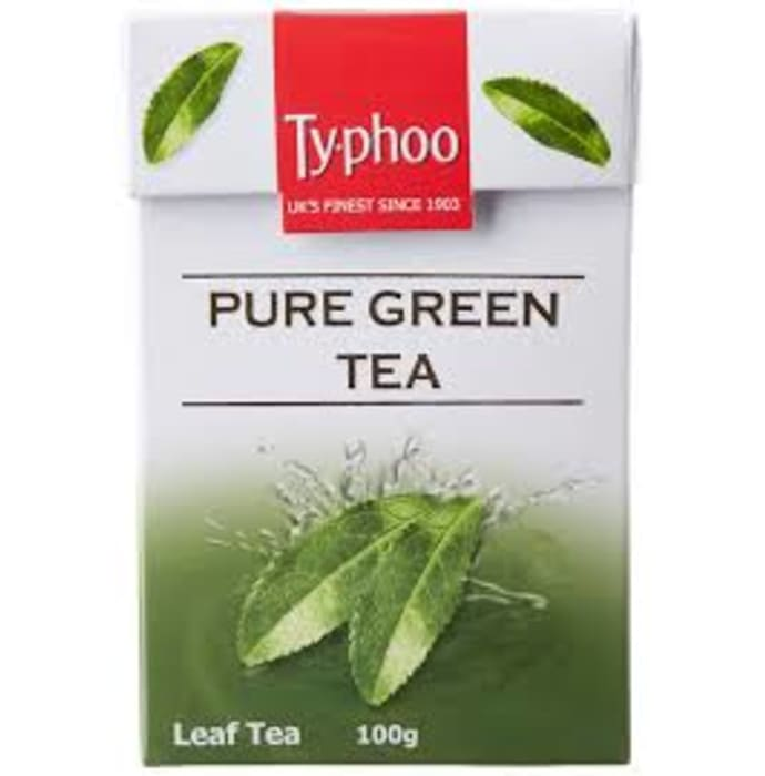 Typhoo Pure Green Tea