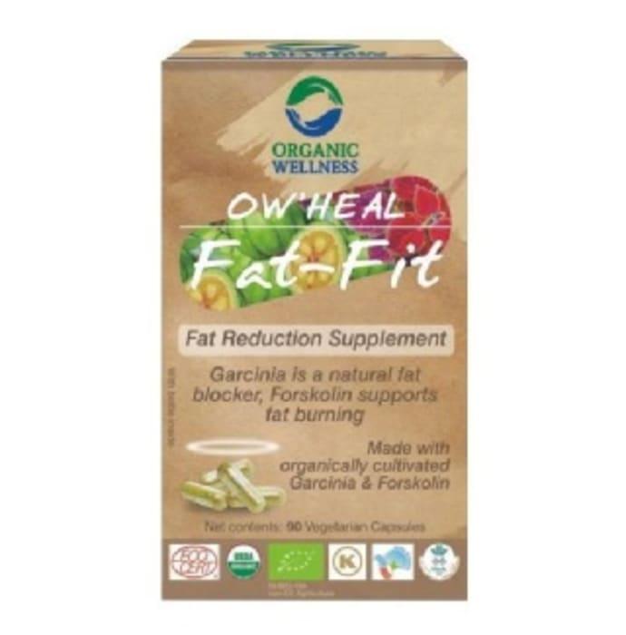 Organic Wellness OW'HEAL Fat Fit Capsule