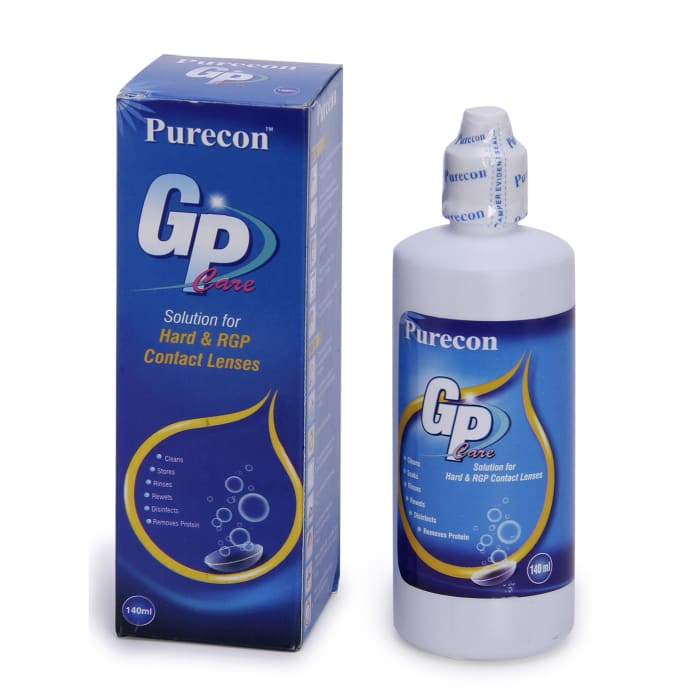 Purecon GP Care Solution for Hard & RGP Contact Lens
