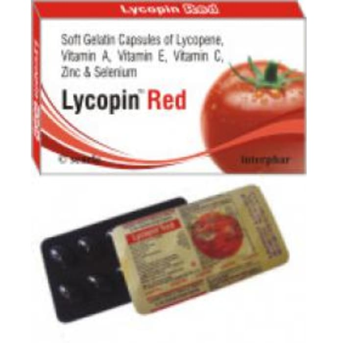 Lycopin Red Capsule