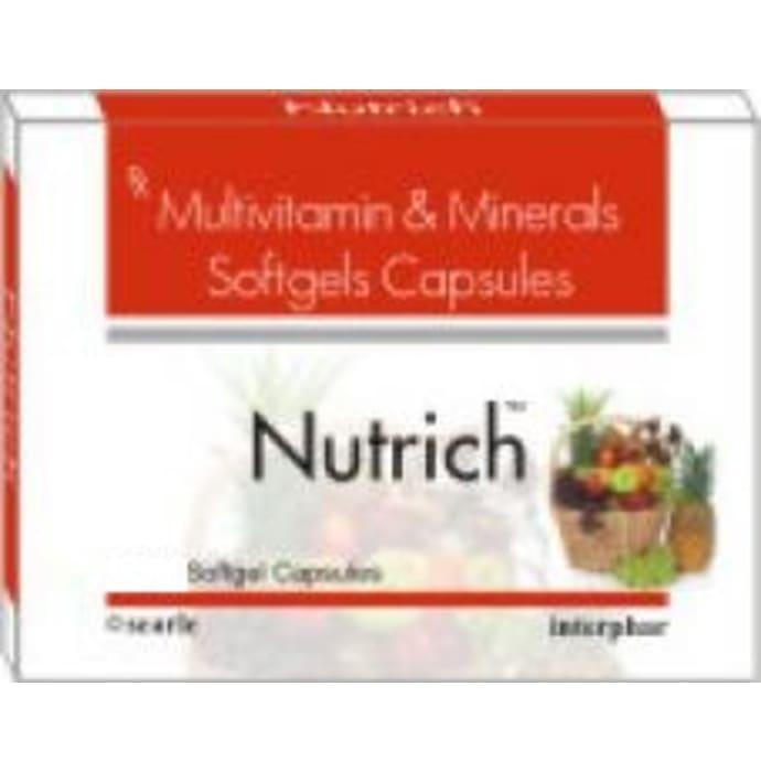 Nutrich Capsule