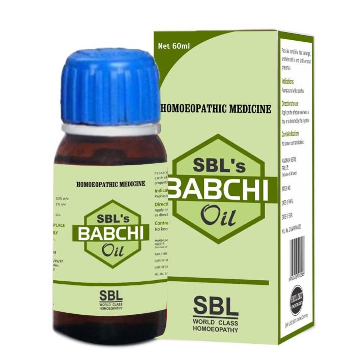 SBL Babchi Oil