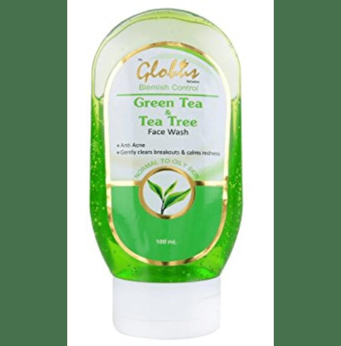 Globus Blemish Control Green Tea & Tea Tree Face Wash
