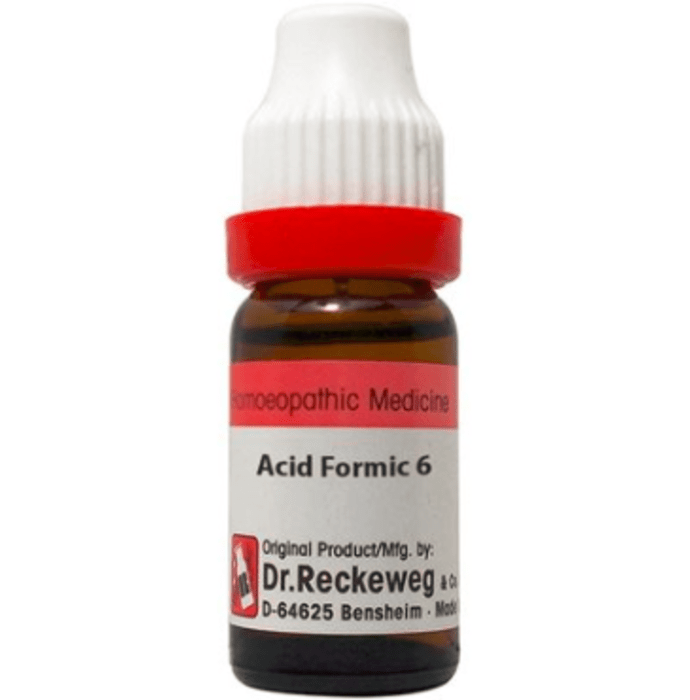 Dr. Reckeweg Acid Formic Dilution 6 CH