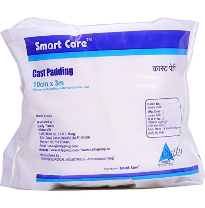 Smart Care Cast Padding 10cm*3Mtr