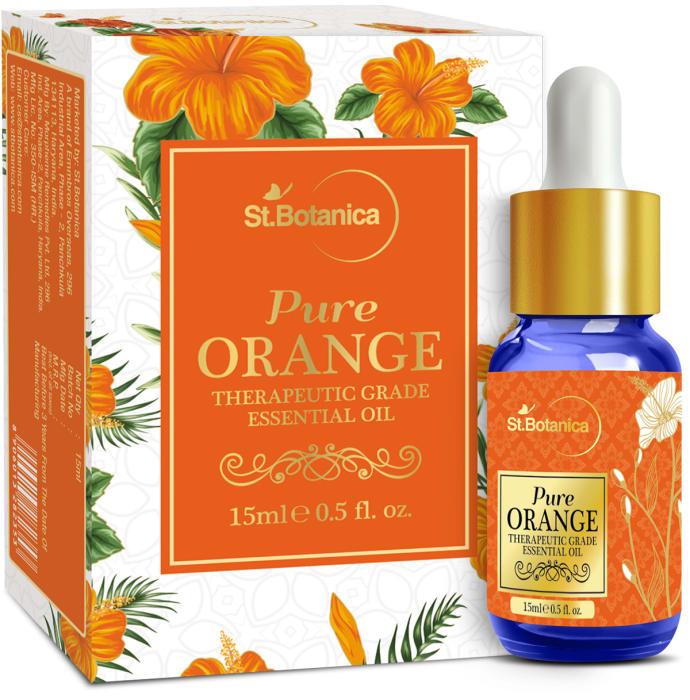 St.Botanica Orange Pure Essential Oil