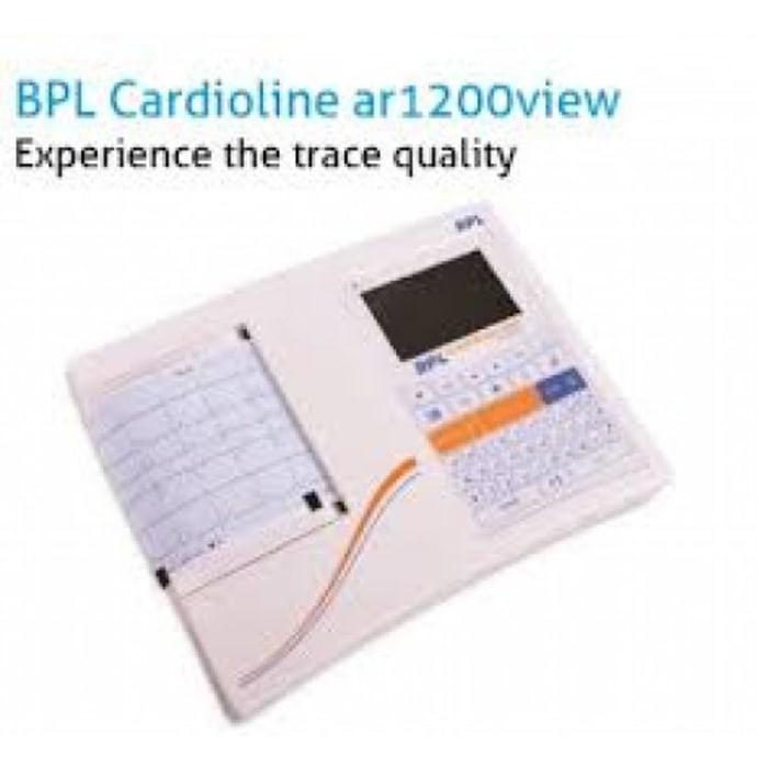 BPL AR1200 6 Channel ECG Machine