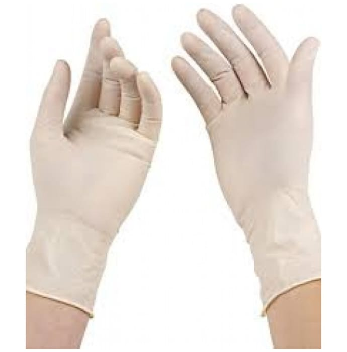 Nulife Sterile Powdered Surgical Gloves 8.0
