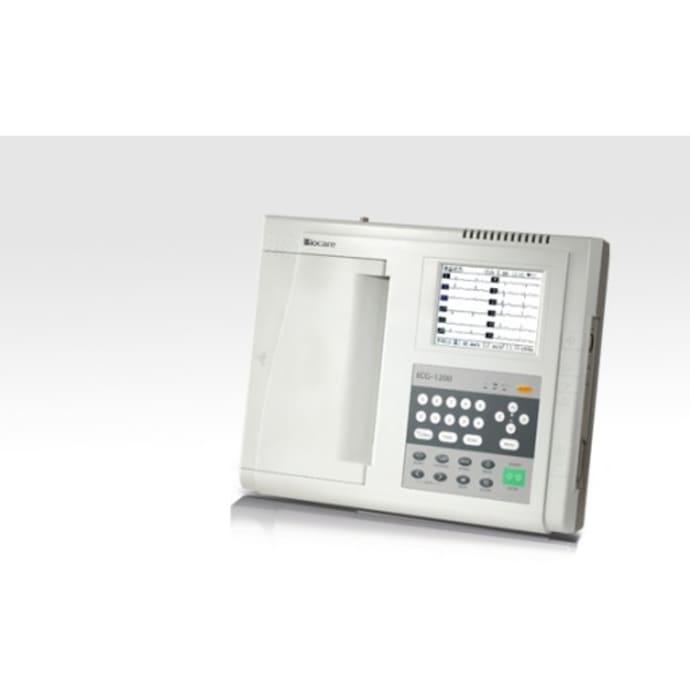 Biocare 1200 12-Channel ECG Machine
