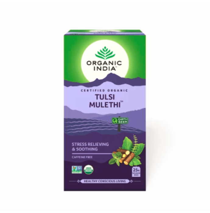 Organic India Tulsi Mulethi Tea