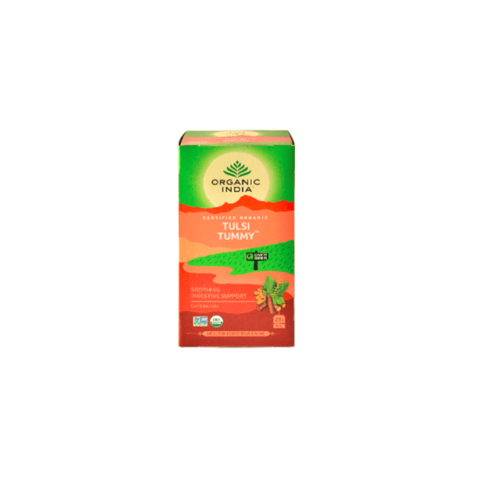 Organic India Tulsi Tummy Tea
