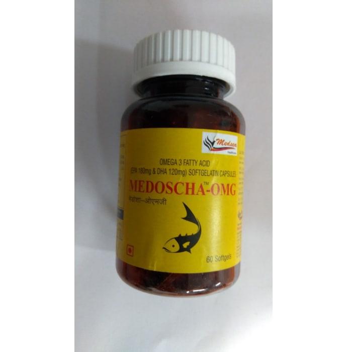 Medoscha -OMG Soft Gelatin Capsule