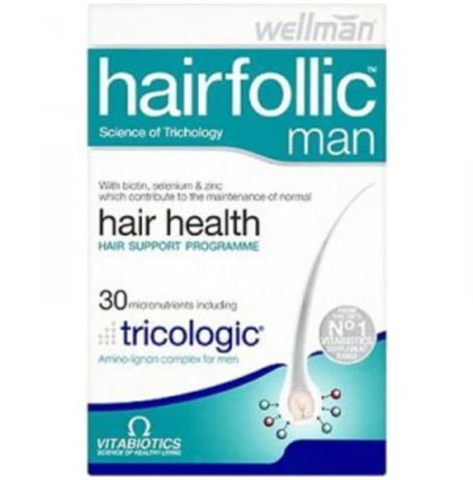 Wellman Hairfollic Tablet