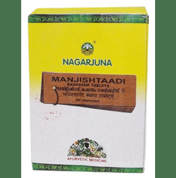 Nagarjuna Manjishtaadi Kashayam Tablet