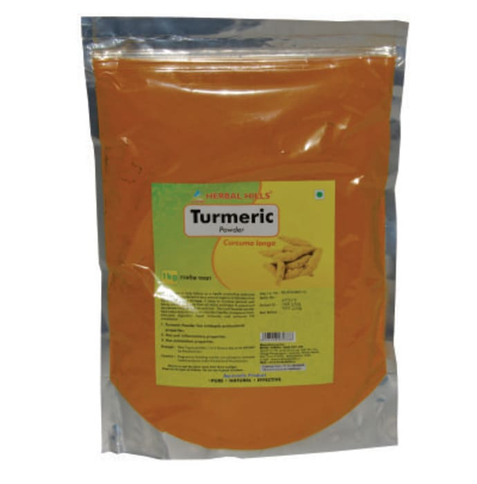 Herbal Hills Turmeric Powder