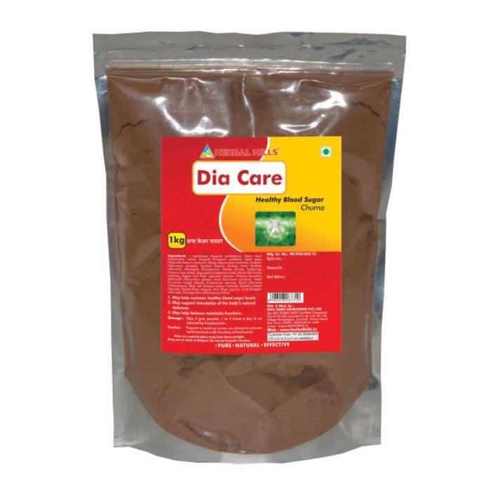 Herbal Hills Dia Care Churna Powder