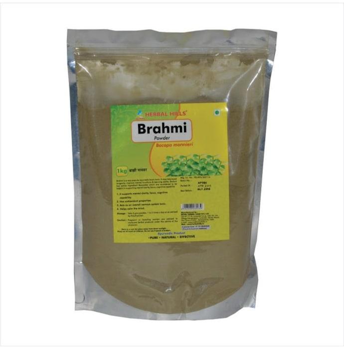 Herbal Hills Brahmi Powder
