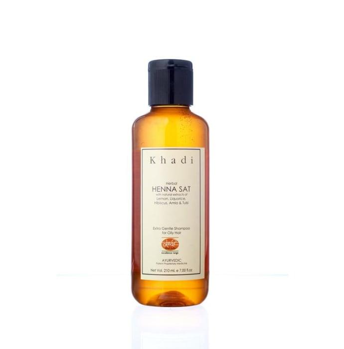 Khadi Mauri Herbal Heena Shampoo