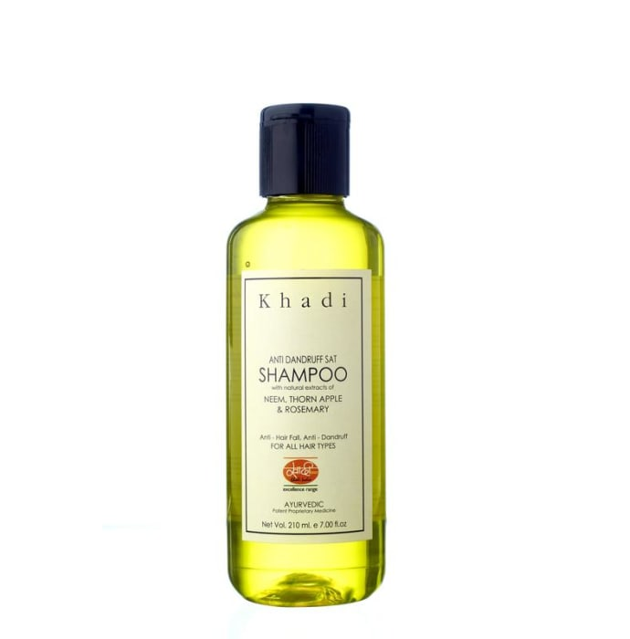 Khadi Mauri Herbal Anti Dandruff Shampoo