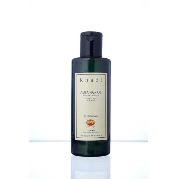 Khadi Mauri Herbal Amla Hair Oil