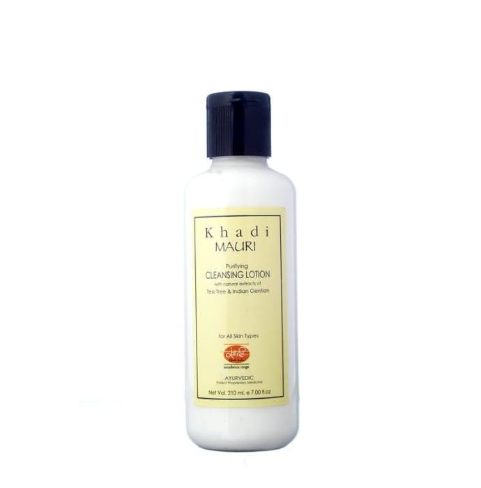 Khadi Mauri Herbal Purifying Cleansing Lotion