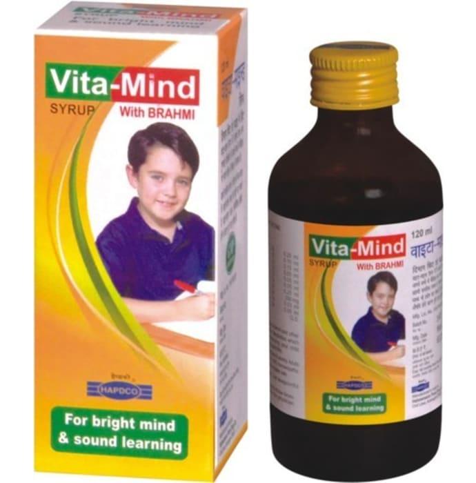 Hapdco Vita-Mind Syrup