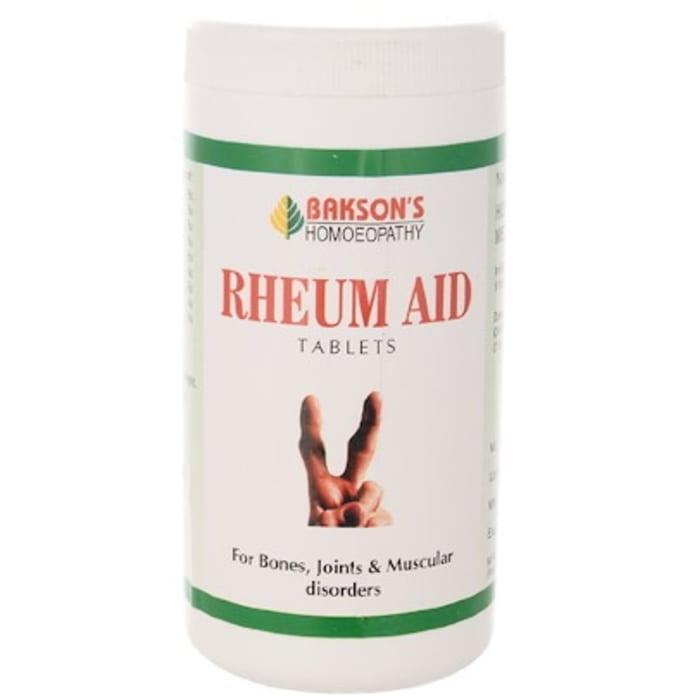 Bakson's Rheum Aid Tablet