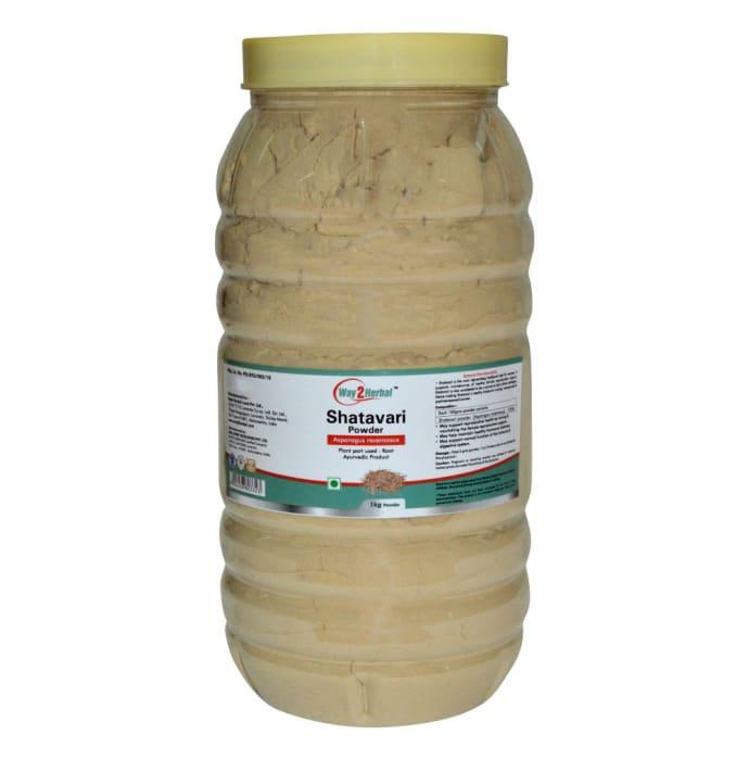 Way2Herbal Shatavari Powder