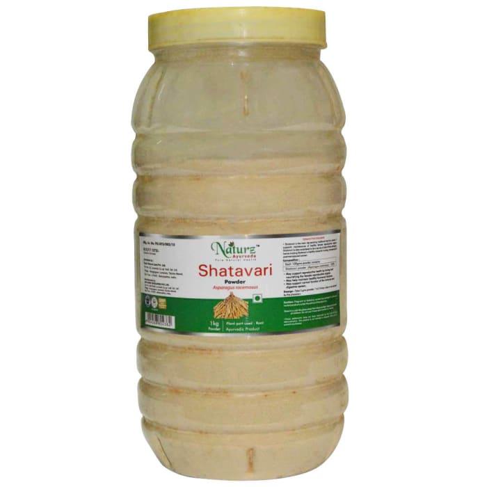 Naturz Ayurveda Shatavari Powder