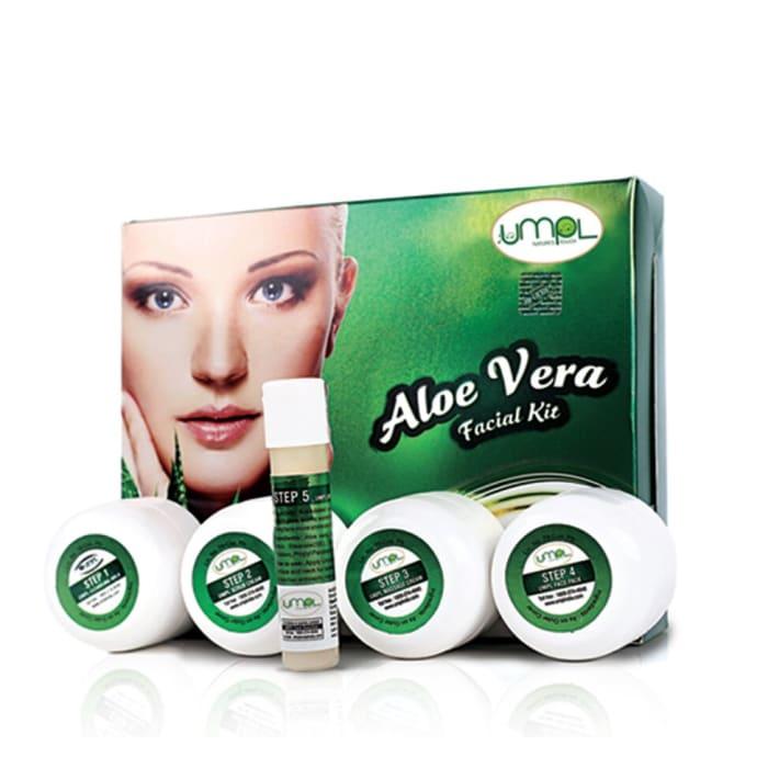 Umpl Aloe Vera Facial Kit
