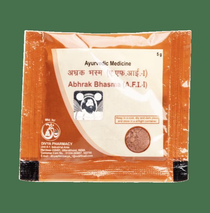Patanjali Divya Abhrak Bhasma