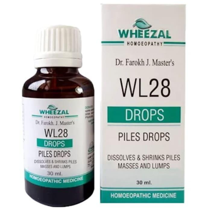 Wheezal WL28 Piles Drop
