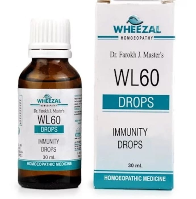 Wheezal WL60 Immunity Drop