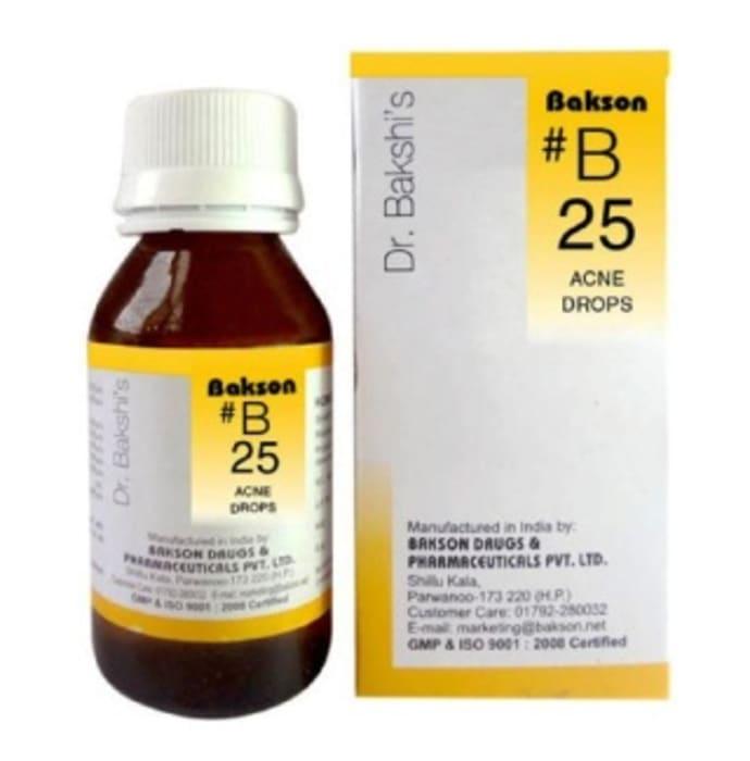 Bakson's B25 Acne Drop