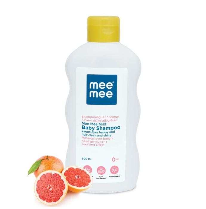 Mee Mee Mild Baby Shampoo with Fruit Extract
