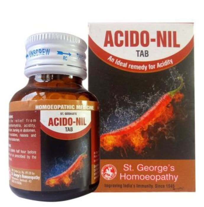 St. George's Acido-Nil Tablet