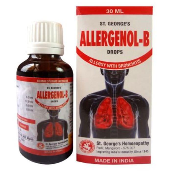 St. George's Allergenol-B Drop