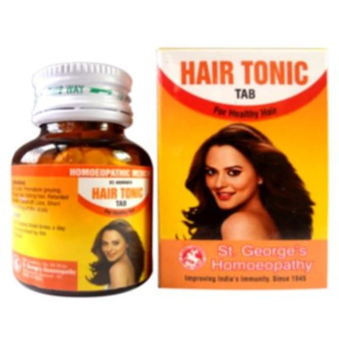 St. George's Hair Tonic Tablet