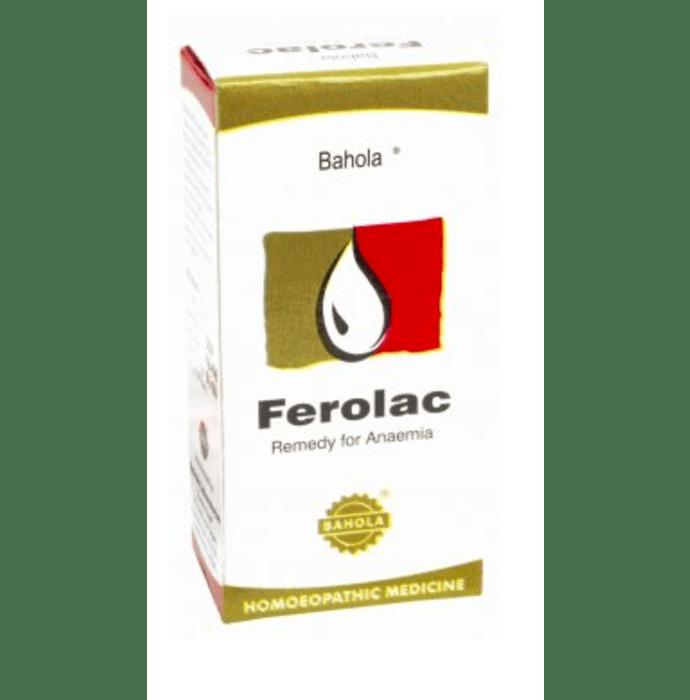 Bahola Ferolac Tablet